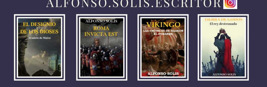 Alfonso Solís Cover Image