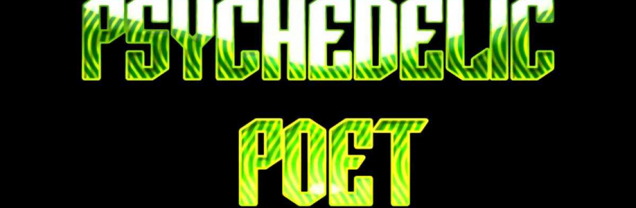 Psychedelic Poet Maniac Cover Image